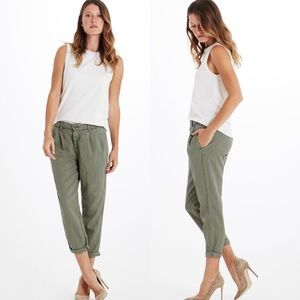 NWT AG Adriano Goldschmied The Evan Trouser Pants